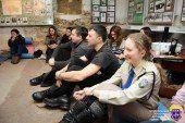 Активісти молодіжних спільнот добровільно провели 24 години в камерах колишнього слідчого ізолятора КДБ (ФОТОРЕПОРТАЖ)