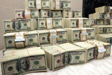 Скільки важить мільйон доларів?
