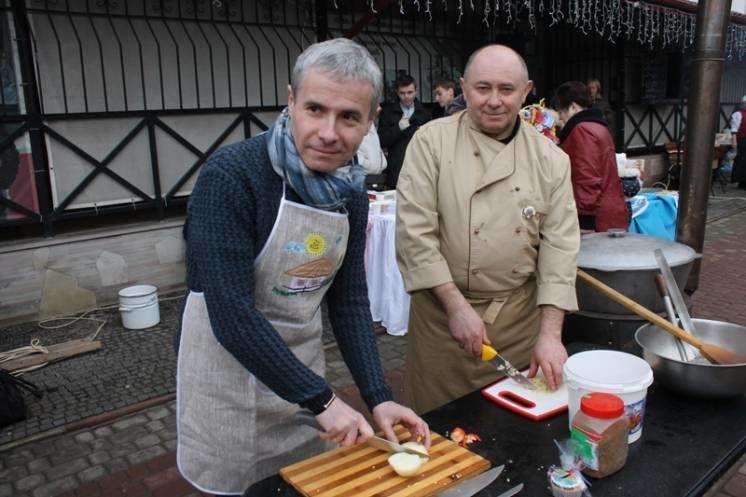 У Тернополі зустріли весну на майдані (ФОТОРЕПОРТАЖ)