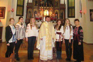 Вихованки колегіуму «Знамення», що у Зарваниці, побували у Відні (ФОТО)