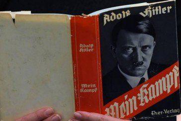 Перевидана книга Гітлера «Mein Kampf» стала у Німеччині бестселером