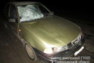 На Теребовлянщині в ДТП загинув чоловік