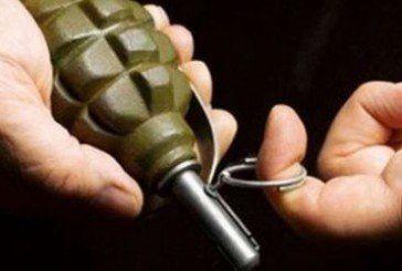 Житель Теребовлянщини зберігав вдома гранату Ф-1 та димову шашку