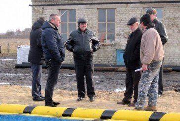 У Шумську завершуються роботи по реконструкції очисних споруд (ФОТОРЕПОРТАЖ)