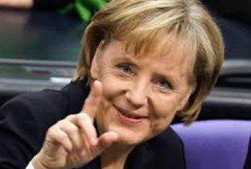 Меркель вижене біженців