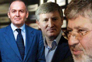 Підтримку Яценюку, щоб він не пішов у відставку, надали люди Ахметова, Коломойського, Фірташа