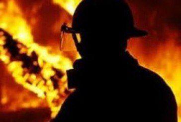 На Чортківщині, вщент згорів дах господарської будівлі