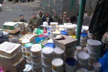 Вірні УГКЦ Тернопільщини передали військовим у зону АТО понад 60 тисяч вареників (ФОТО)