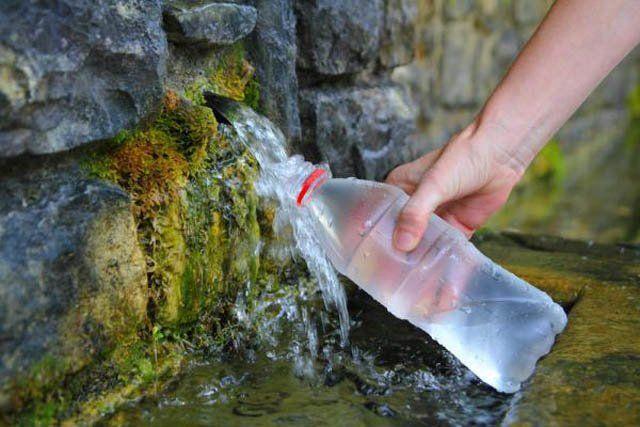 Із джерела, що в селі Гаї Гречинські Тернопільського району, воду краще не пити