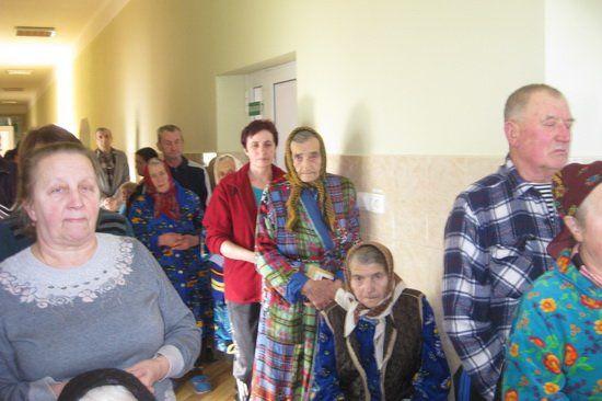 У Теребовлянській лікарні відбулася Хресна дорога для хворих (ФОТО)