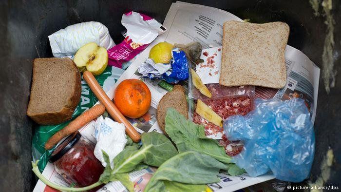 Щороку люди викидають на сміття більше мільярда тонн харчів
