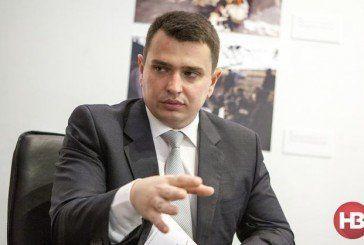 Глава НАБ заявив про витік інформації після затримання п'ятого судді-хабарника