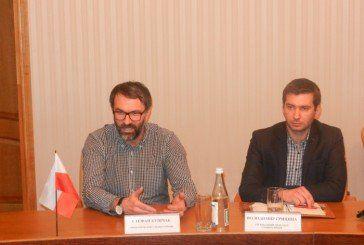 У Тернополі польські колеги планують створити навчальний осередок для військових (ФОТО)