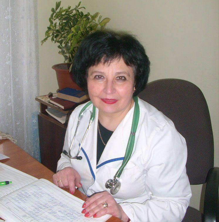 Для лікаря-педіатра Галини Довганюк з Хоросткова немає «чужих» дітей