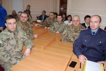 Із зони АТО повернулось восьмеро працівників податкової міліції Тернопільщини (ФОТО)