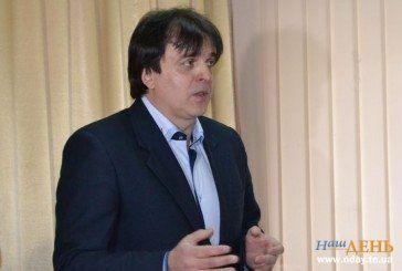 Черкаський журналіст Валерій Макеєв розповів у Тернополі про 100 днів у руках сепаратистів