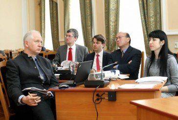 До Тернополя з офіційним робочим візитом завітали фахівці центрального офісу Світового Банку з Вашингтона (ФОТО)
