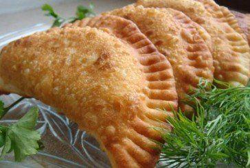 Чебуреки й біляші, ще й смачненькі пиріжки