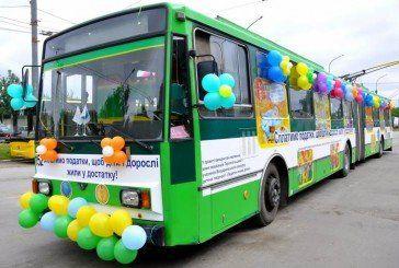 Нова тролейбусна лінія в Тернополі запрацює до Дня міста