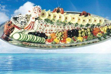 Рибний стіл завжди багатий – буде чим посмакувати