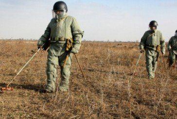 Для розмінування Донбасу потрібно більше 10 років
