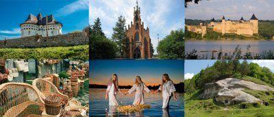 З десяти сіл Західної України, де варто побувати, три – на Тернопільщині