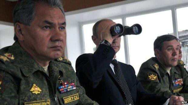 Естонія запідозрила Росію в підготовці до війни