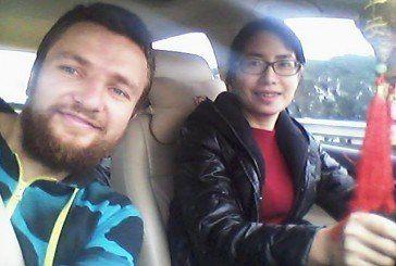 На попутках до Китаю: тернополянин проїхав  півсвіту без грошей (ФОТО)