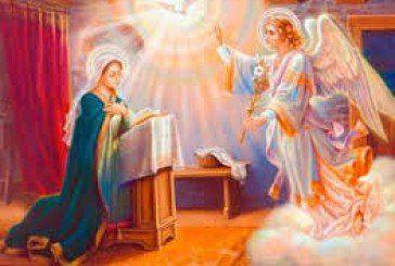Завтра – Благовіщення Пресвятої Богородиці