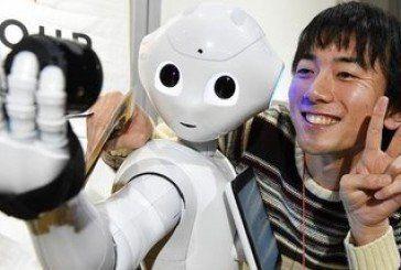 У Японії робот пішов до школи