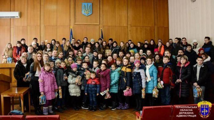 Тернопільщина прийме на Великодні свята 70 дітей з Донеччини