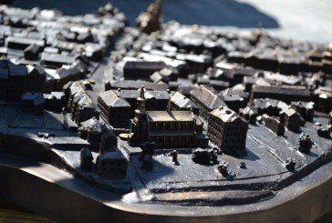 У центрі Тернополя біля Катедри можна побачити довоєнний Тернопіль (ФОТОРЕПОРТАЖ)
