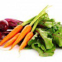 Щоб морква і буряк були солодкими й смачними
