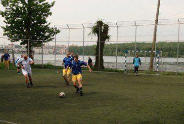 Тернопільські рятувальники підвели підсумки товариського матчу з міні-футболу (ФОТО)