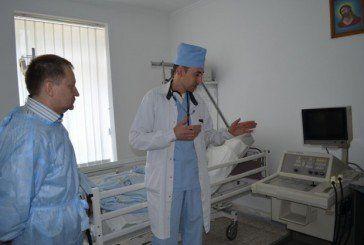 Лікар-українець з Бельгії передав медичне обладнання у Збаразьку лікарню (ФОТО)