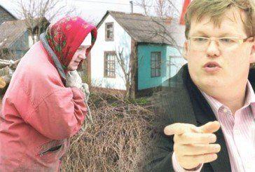 """Лист тернополянки Розенку: """"Просимо до криївки, пане віце-прем'єр"""""""