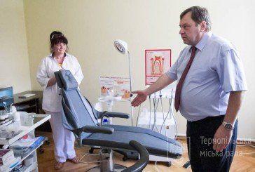 У Тернополі на базі військової частини розпочав роботу пересувний стоматологічний кабінет (ФОТО)