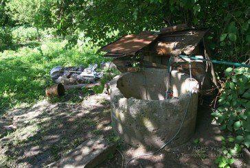 У Тернополі під час чищення колодязя загинув чоловік (ФОТО)