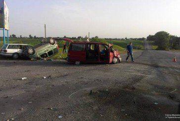 На Тернопільщині, внаслідок аварії, загинуло двоє та травмовано восьмеро людей (ФОТО)