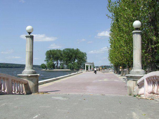 Біля Тернопільського ставу з'являться нові фонтани