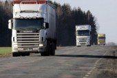 З 1 червня на Тернопільщині обмежили рух вантажівок дорогами державного значення