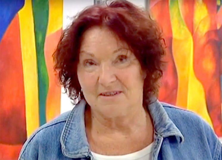 Картини без чорного кольору: всесвітньо відома художниця з Тернопілля дарує людям світло і позитив