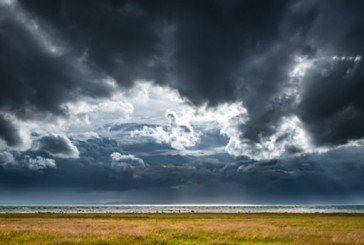 Зливи, грози, буревії пройдуть Україною
