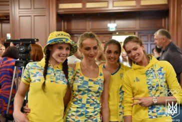 Збірна України показала форму, в якій виступатиме на Олімпіаді в Ріо-де-Жанейро (ФОТО ВІДЕО)