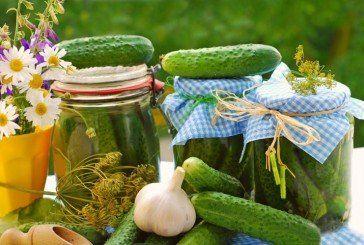 Консервуємо огірки: смачні і перевірені рецепти  від «Нашого ДНЯ»