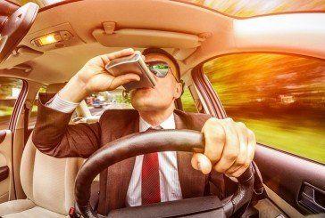Семеро водіїв у стані алкогольного сп'яніння за вихідні в Бережанському, Підгаєцькому та Козівському районах