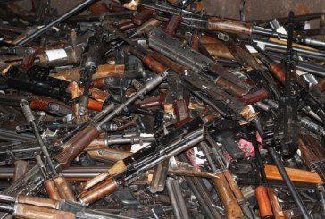 На Тернопільщині закінчився місячник добровільної здачі зброї: усього зібрали 215 стволів