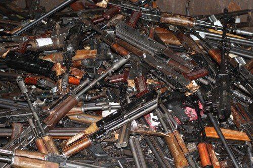 На Тернопільщині триває позачерговий місячник добровільної здачі зброї