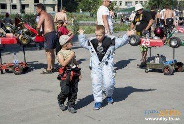 Спекотні перегони: у Тернополі змагалися юні картингісти з усієї України (ФОТОРЕПОРТАЖ)