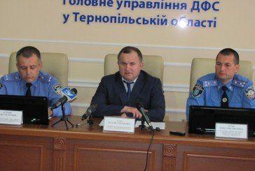 На Тернопільщині з початку року працівники Слідчого управління фінансових розслідувань розпочали 35 кримінальних проваджень (ФОТО)